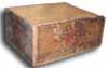 Collectables: Antique Arm & Hammer Wood Box
